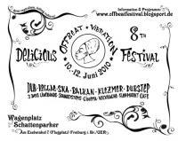 Festival Aufkelber 2010